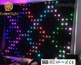 Cortina de la visión de P18cm LED RGB