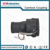 """2 """" accoppiamento del Camlock della tibia pp del tubo flessibile dell'accoppiatore"""