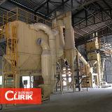 Polvo de Clirik que hace la máquina para el mineral