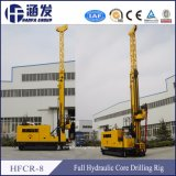 Hfcr-8 hidráulico completo al aire libre Equipos de Perforación de núcleo de atención al cliente (aprobado).