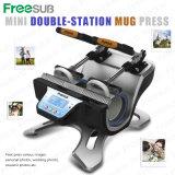 2015 Mug Double-Station Sunmeta directement la chaleur Appuyez sur la machine (ST-210)