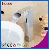 Fyeer High Body Waterfall Automatic Sensor Faucet