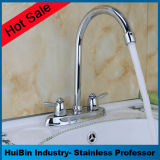 Hotsale sur le robinet en laiton durable chaud d'Amazone et du froid 2 de fonctions de bassin avec la cartouche en céramique