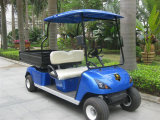 Cargo Box (DUG4L)の2つのシートElectric Colorful Golf Carts