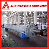 炭素鋼が付いているカスタマイズされた高性能の中型圧力産業水圧シリンダ
