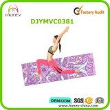 Mat van de Yoga van de Boom van 100% de Natuurlijke Rubber, OEM van China