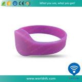Wasserdichte ISO14443A passive SilikonRFID Wristbands