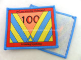 New School Goede kwaliteit Woven Patches Doek Patch