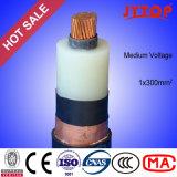 高圧ケーブルの中型の電圧ケーブル20kvケーブル