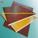 Panneau en bois de plafond de nid d'abeilles de panneau de toit de titre de mur d'écran antibruit