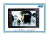 6.2 '' Universele GPS van de Speler van de Auto DVD Navigator