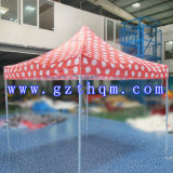 옥외 Aluminum Inflatable Event Tent Square Steel Tube Folding 또는 Bracket Tent