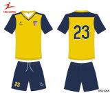 Healongの上の販売のサッカーのスポーツ・ウェアの昇華フットボールジャージー