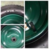 14 rotella pneumatica di pollice 3.50-8 con l'orlo d'acciaio