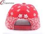 Sombrero tejido impreso del béisbol/del Snapback del deporte del ocio de la era de la corrección de la escritura de la etiqueta