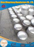 皿に盛られた端のDisk-Typeシールの端のステンレス鋼ヘッド