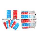 L'alcool gratuit pour les lingettes de nettoyage du papier de package
