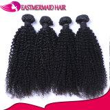 Волосы 100% волос девственницы Kinky курчавые бразильские