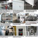 Película de calor do vaso de leite automática máquina de embalagem retrátil