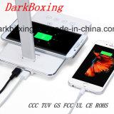 Chargeur mobile sans fil du secours Quick3.0 sans la lampe de Tableau de signal d'échantillonnage