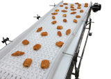 Plastikvorstand-Förderanlagen-Kettenriemen mit Kettenrädern (Har7400)