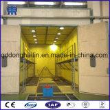 Sistema do sopro de tiro da cabine do sopro de areia/quarto sopro de areia