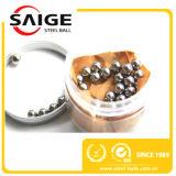 esfera de aço de carbono de 6.35mm AISI1015 G1000
