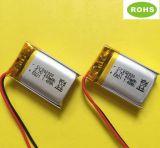 工場400mAh 3.7Vエムピー・スリー、MP4、Bluetooth、GPSのカメラのための再充電可能なポリマー李イオン電池