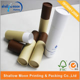 Cylinder personalizzato Shaped Paper Box per Bottle (QYZ291)
