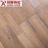 Film Laminate FlooringのAC4 Oak Embossed 12mm