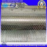 Galvanizado Hexagonal Wire Mesh Malha De Frango