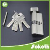 Alles festes heißes Verkaufs-Messingdoppelt-geöffnete Zylinderschloß (SKT-C030)