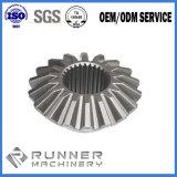 Часть стали углерода нержавеющей стали обслуживаний CNC OEM подвергая механической обработке алюминиевая поворачивая