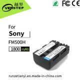 Batería de las cámaras digitales para la batería recargable de Sony Np-FM500h 1800mAh