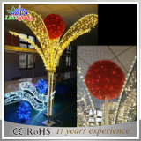 2015 Festival Street Decoration Holiday Colorful Christmas Lights