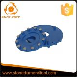 Roue de meulage de cuvette/disque de polissage/roue de meulage abrasive de cuvette