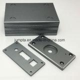 Amplificador de potencia digital de clase D Caja de aluminio, clase Ab Amplificador de potencia de audio Placa de cierre la carcasa de aluminio mecanizado CNC de piezas de estampación de piezas, Aluminu extruido