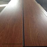 Plancher de luxe de PVC de planche de vinyle de configuration desserrée de Lvt