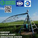 Irrigation agricole de système de pulvérisation de pivot central