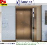 Elevatore del passeggero per 6 pavimenti 6 portelli e 6 Personnes 32m Demonsion ONU Ascenseur