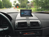 Rádio de carro puro duplo GPS do Android 4.2.2 da tela de toque de Capavitive do núcleo para o estéreo audio GPS 2004-2012 3G WiFi de BMW X3