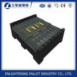 中国自動車産業のための大きい折るプラスチックパレット容器