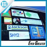 Двойная печать УФ Proteced Декор окна автомобиля на наклейке, пользовательского окна автомобиля на наклейке