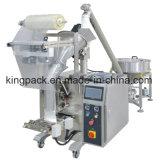 火格子を付けられたパルメザンチーズの粉のパッキング機械