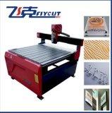 Usine de bois d'alimentation de l'acrylique MDF de la publicité en PVC CNC Router Machine
