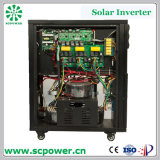 Fase monofásica híbrida 6 kVA 5kw solar do uso da casa & da C.A. do inversor