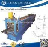 Aprobado por la CE de acero galvanizado Hoja Planta plataforma de rodillo que forma la máquina
