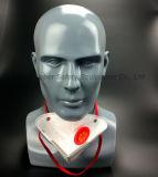 Bester Verkaufs-faltbarer Typ Atemschutzmaske mit Ventil (DM2017)