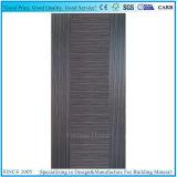 Panneaux MDF/HDF Panneau de porte de bois de placage de la peau moulé