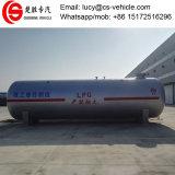 10m3 au camion-citerne de gaz du propane 120cbm pour le Nigéria